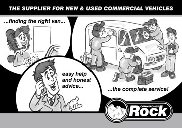 Rock Commercials